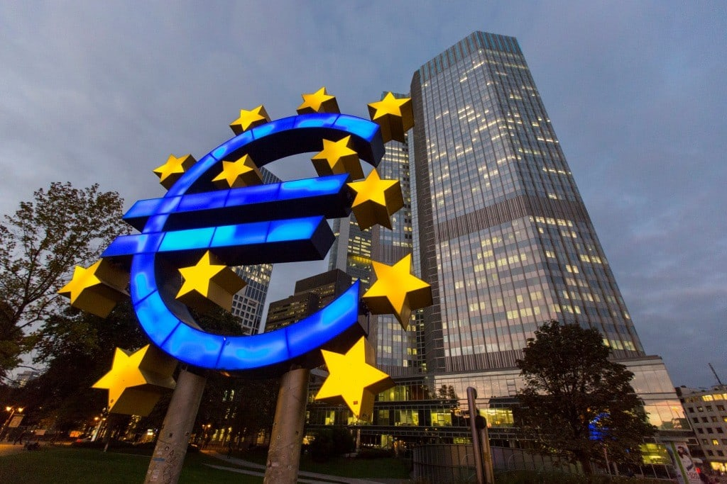 Why was Euro Currency Appreciated With ECB's Stimulus Policy?