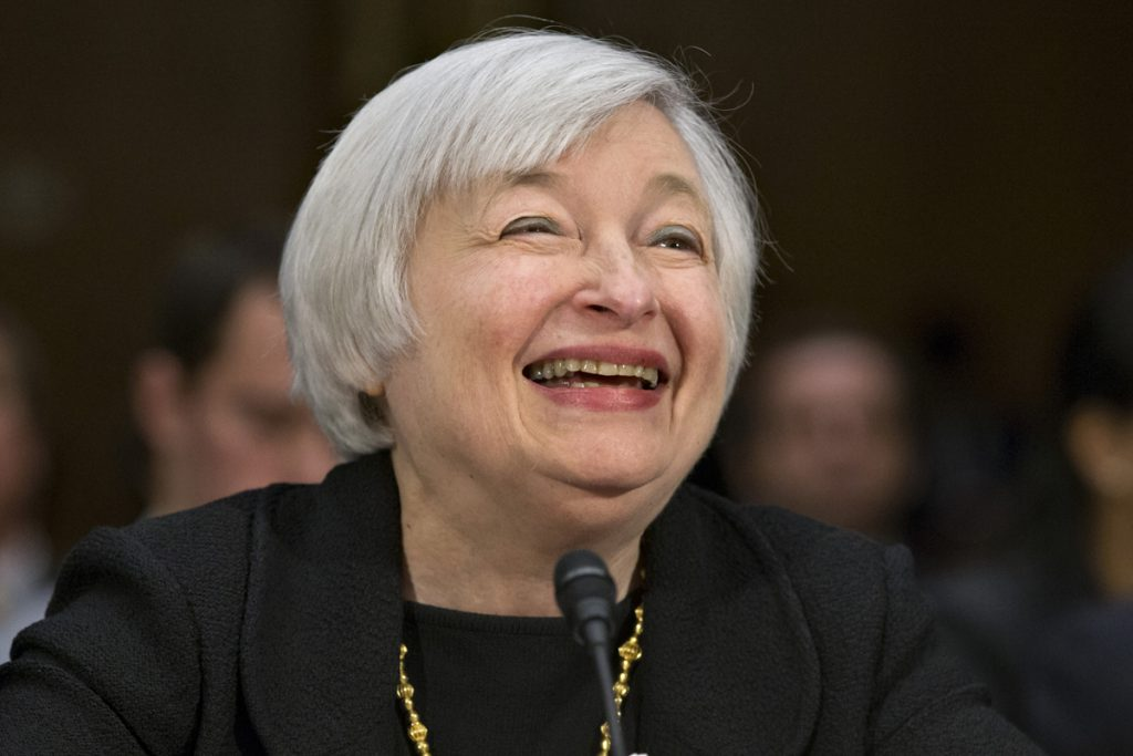 Key points to pay attention in Yellen speech